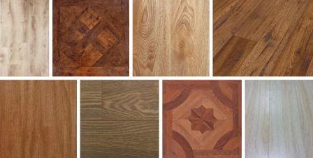 Ламинат flooring step