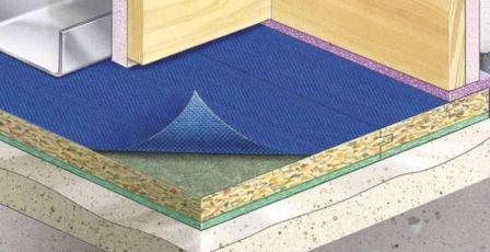 Зачем нужна звукоизоляция под ламинат и как ее сделать