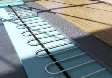 Выбор и монтаж подложки под ламинат для теплого пола