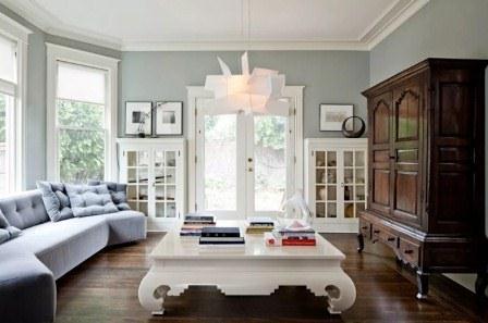 Как сочетать ламинат темного цвета с дизайном интерьера