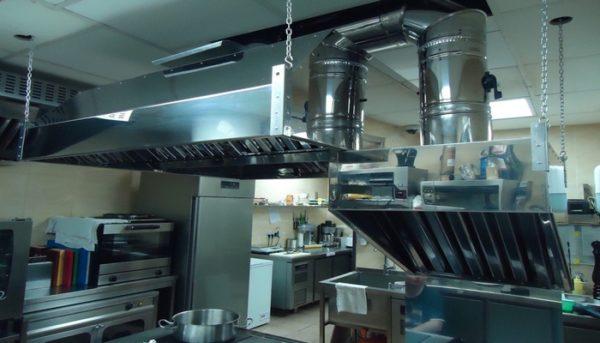 Зачем вентиляция на кухне?