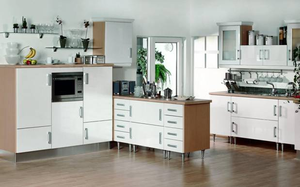 Кухонный ламинат