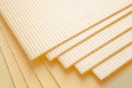 Пример листовой подложки под ламинат