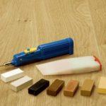 Выбор замазки для ламината и особенности ее использования